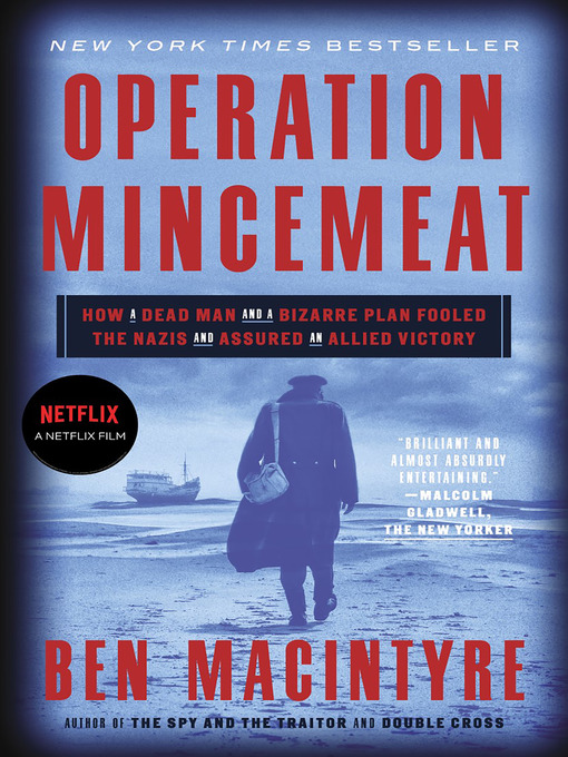 Title details for Operation Mincemeat by Ben Macintyre - Wait list