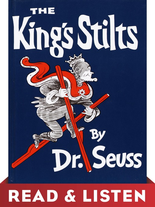 Title details for The King's Stilts by Dr. Seuss - Available
