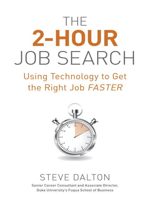 Cover of The 2-Hour Job Search