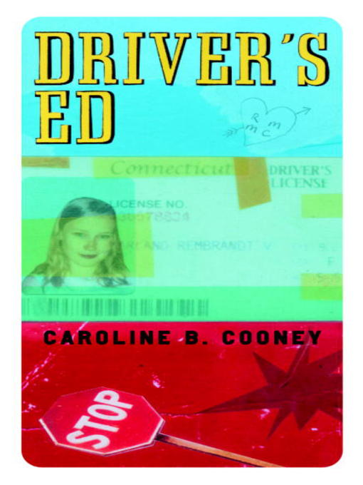 Cover of Driver's Ed