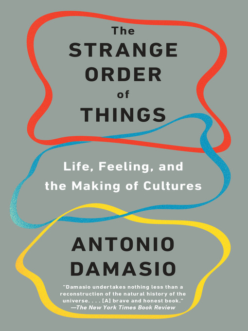 Cover of The Strange Order of Things
