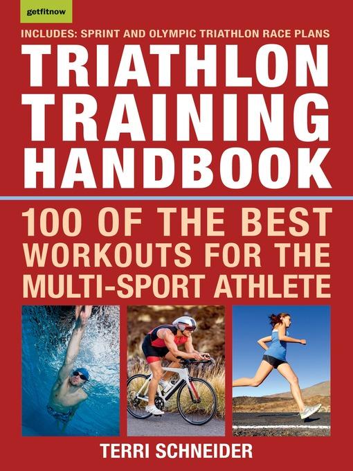Title details for Triathlon Training Handbook by Terri Schneider - Available