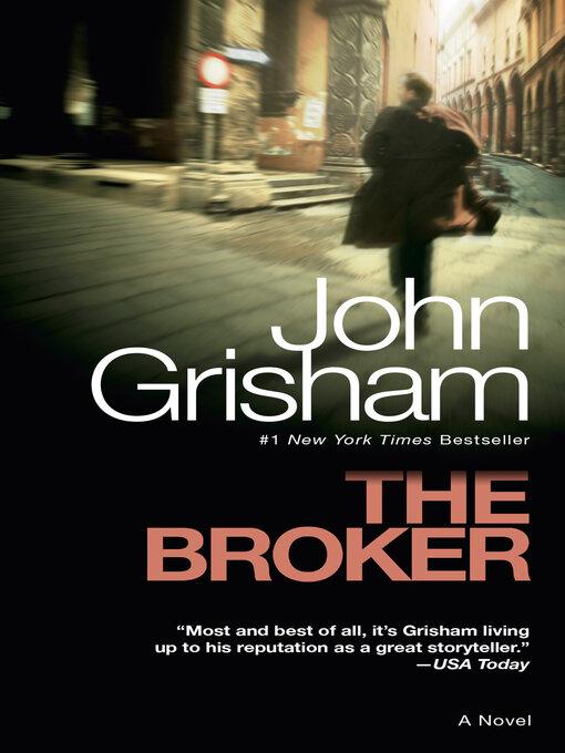 Title details for The Broker by John Grisham - Wait list