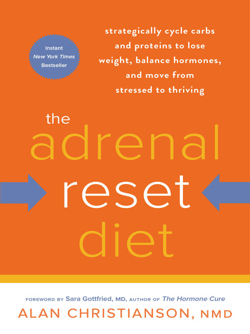 Title details for The Adrenal Reset Diet by Alan Christianson, NMD - Available