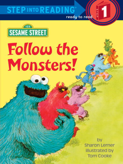 Cover of Follow the Monsters!