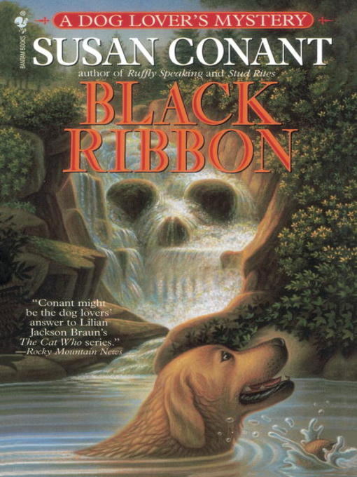 Title details for Black Ribbon by Susan Conant - Available