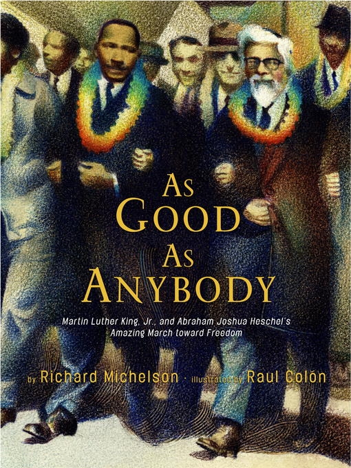 Title details for As Good as Anybody by Richard Michelson - Available