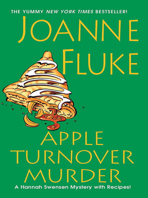 Title details for Apple Turnover Murder by Joanne Fluke - Wait list