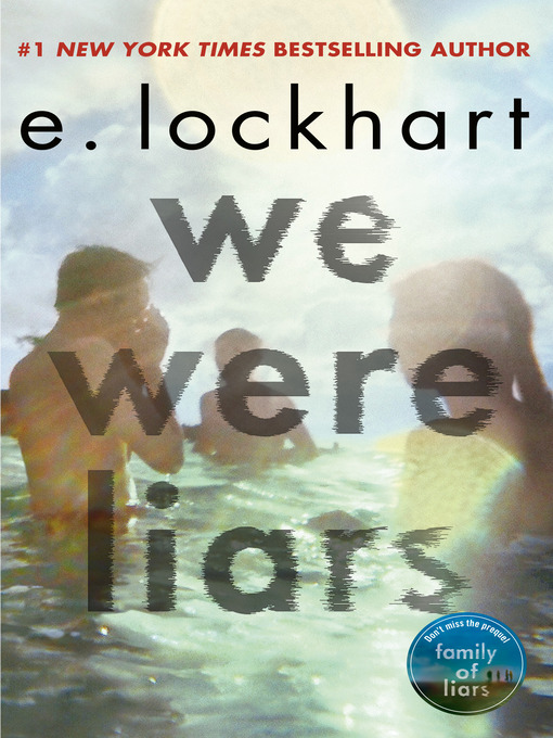 Cover image for book: We Were Liars