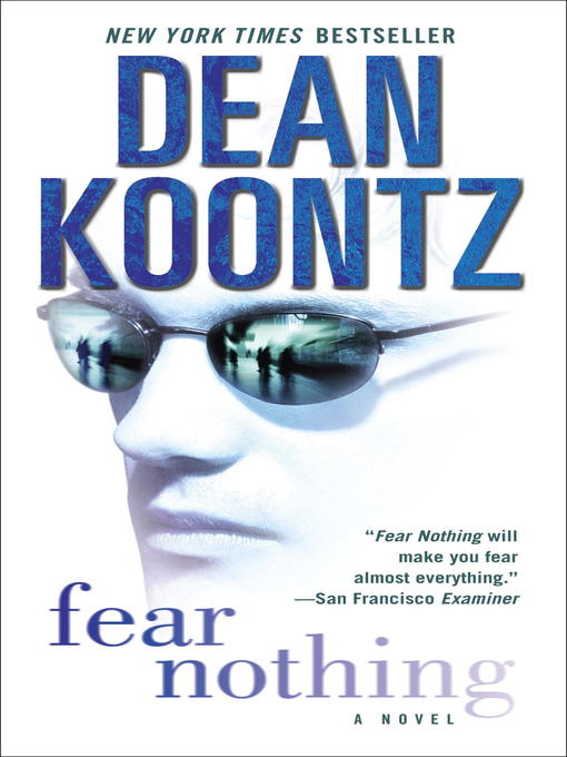 Title details for Fear Nothing by Dean Koontz - Wait list