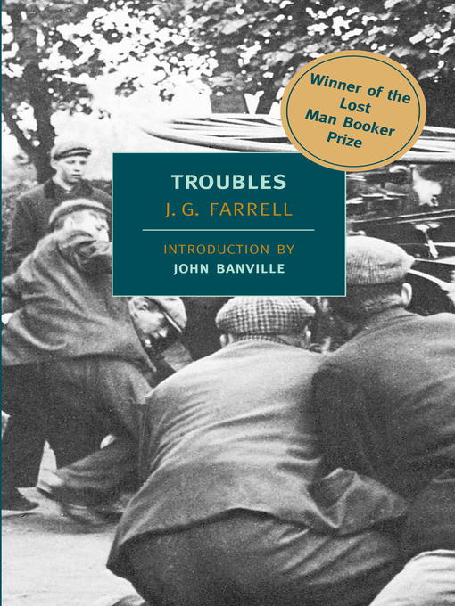 Title details for Troubles by J.G. Farrell - Available