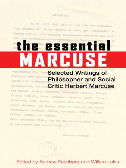 an analysis of the critique of herbert marcuse on sartre Herbert marcuse theory analysis print reference explain from the empirical writings of herbert marcuse  always receiving of constructive criticism.