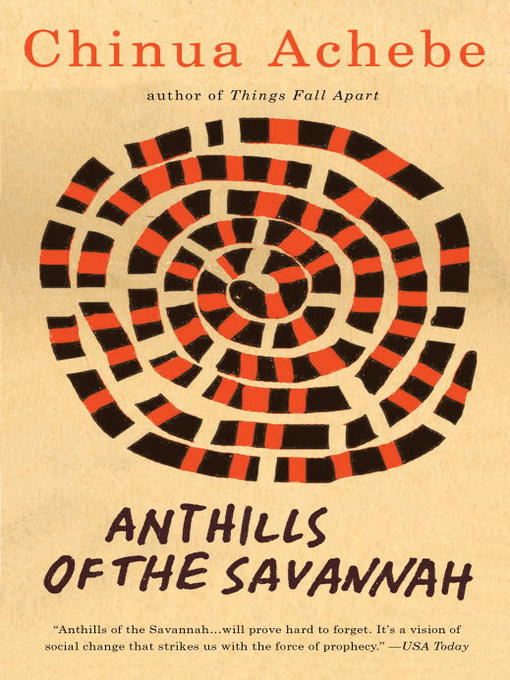 themes in anthills of savannah