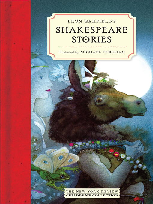 Title details for Leon Garfield's Shakespeare Stories by Leon Garfield - Available