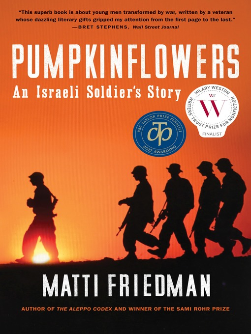 Cover of Pumpkinflowers