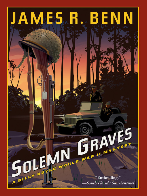 Title details for Solemn Graves by James R. Benn - Available