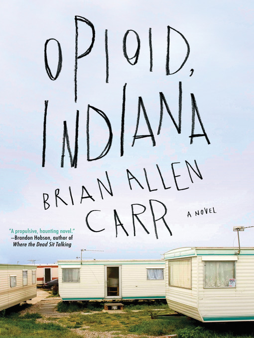 Title details for Opioid, Indiana by Brian Allen Carr - Available