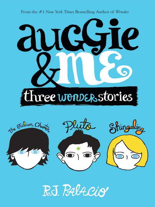 Cover image for book: Auggie & Me