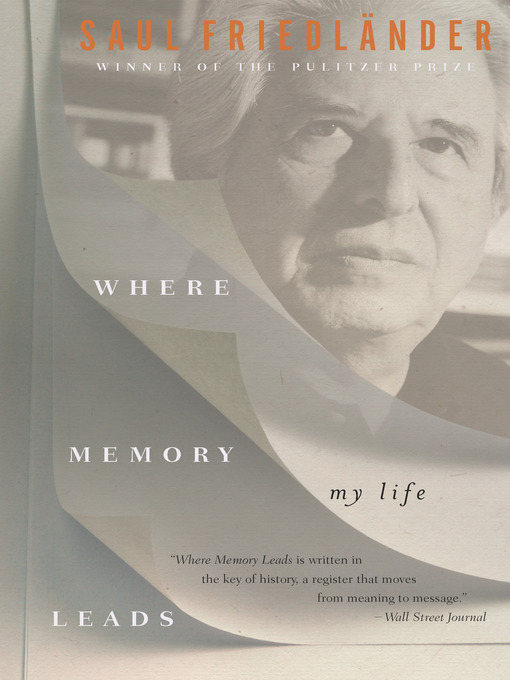 Cover of Where Memory Leads