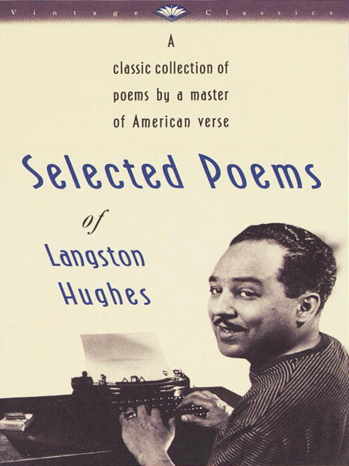 Title details for Selected Poems of Langston Hughes by Langston Hughes - Wait list