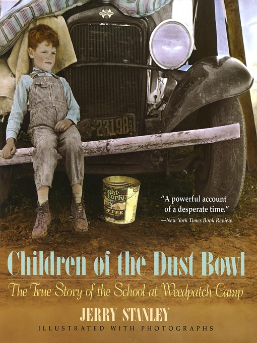 Title details for Children of the Dust Bowl by Jerry Stanley - Available