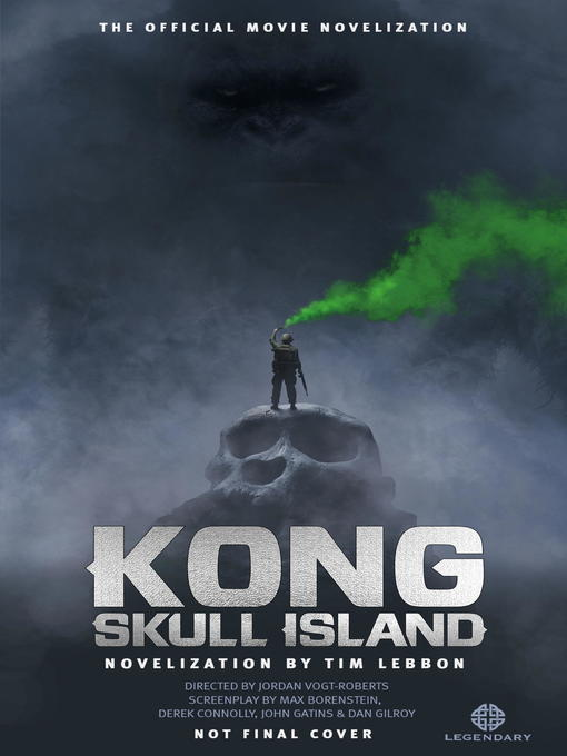 Title details for Kong: Skull Island by Tim Lebbon - Available