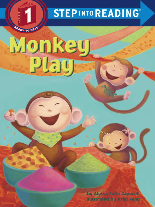 Cover image for Monkey Play