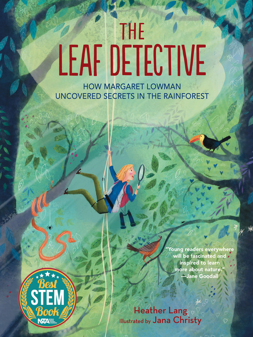 Title details for The Leaf Detective by Heather Lang - Available
