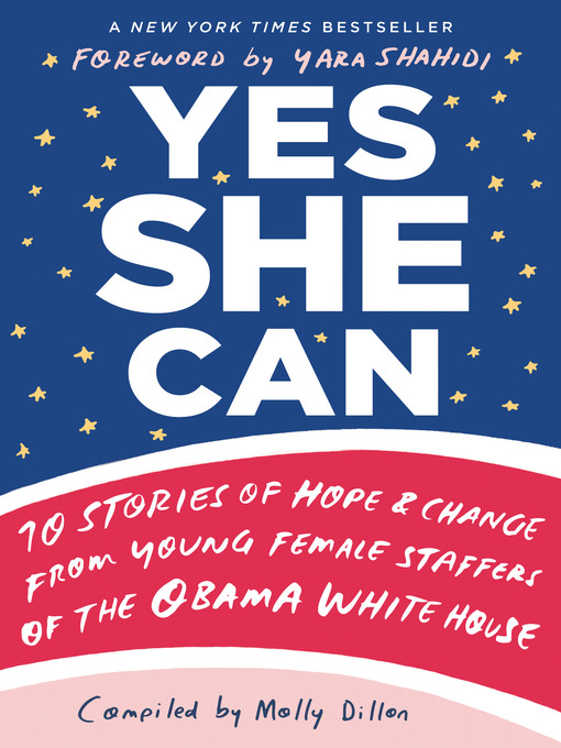Title details for Yes She Can by Molly Dillon - Wait list