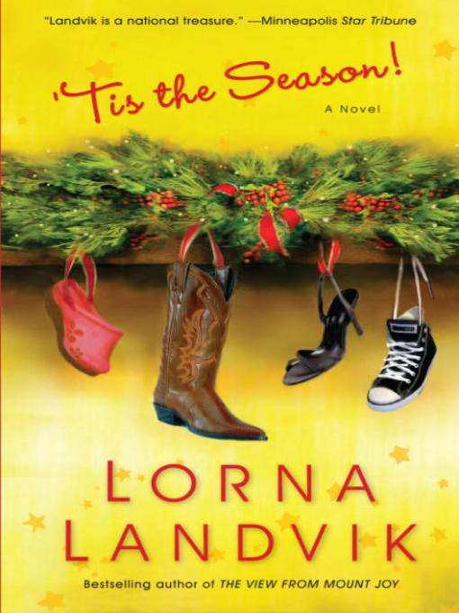 Title details for 'Tis the Season! by Lorna Landvik - Available