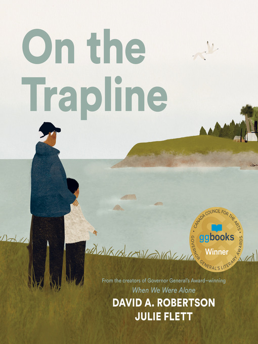 Title details for On the Trapline by David A. Robertson - Wait list