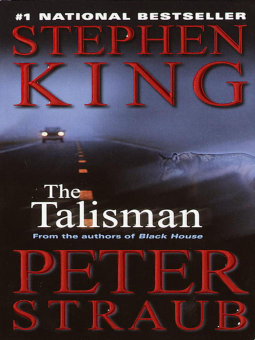 Title details for The Talisman by Stephen King - Wait list