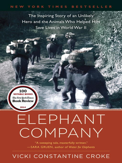 Title details for Elephant Company by Vicki Croke - Available