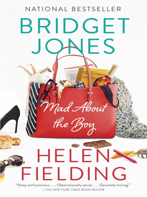Title details for Mad About the Boy by Helen Fielding - Wait list