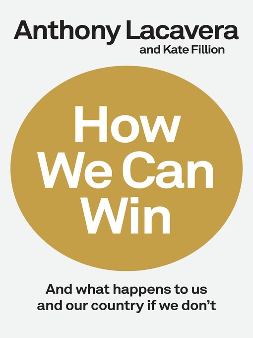 Cover of How We Can Win