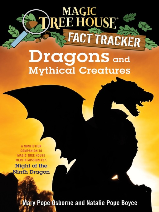 Cover image for Dragons and Mythical Creatures