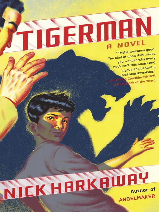 Title details for Tigerman by Nick Harkaway - Wait list