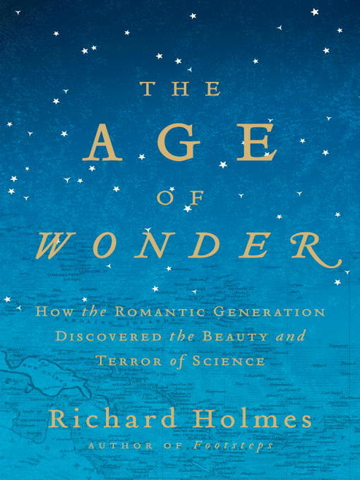 Title details for The Age of Wonder by Richard Holmes - Available