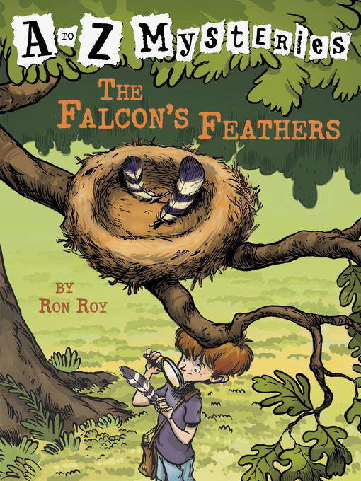 Title details for The Falcon's Feathers by Ron Roy - Available