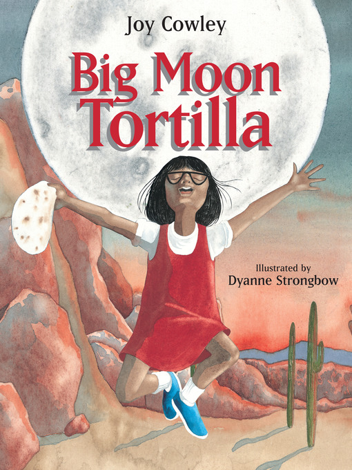 Cover of Big Moon Tortilla
