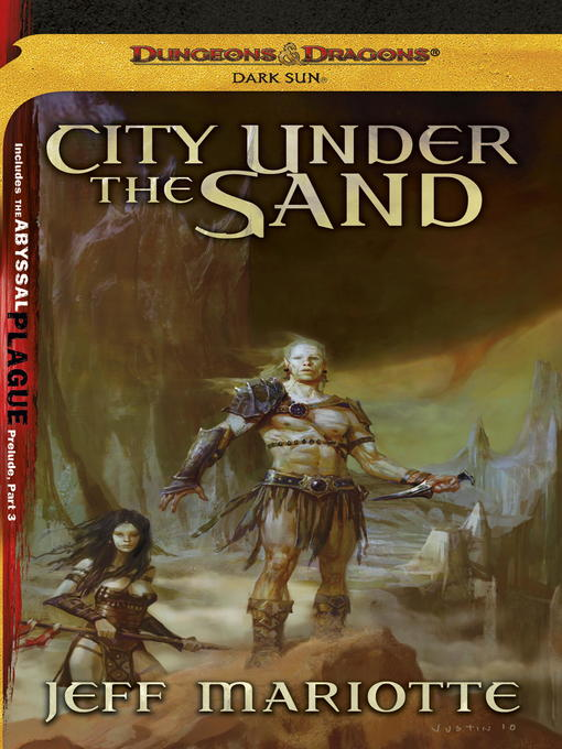 Title details for City Under the Sand by Jeff Mariotte - Available