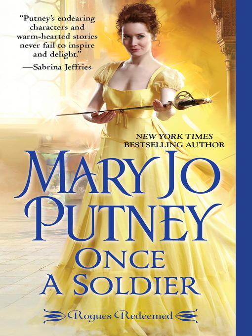 Title details for Once a Soldier by Mary Jo Putney - Wait list