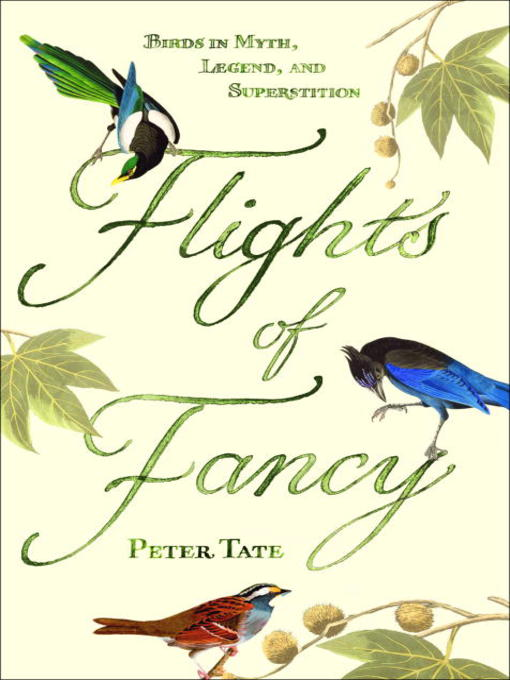 Title details for Flights of Fancy by Peter Tate - Available
