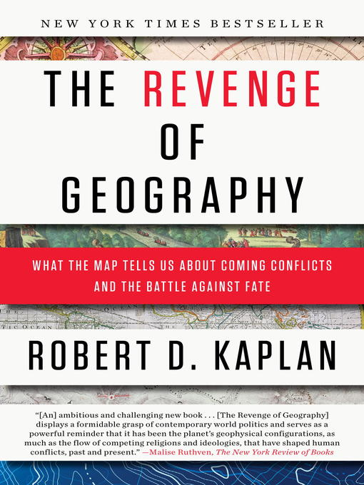 Title details for The Revenge of Geography by Robert D. Kaplan - Wait list
