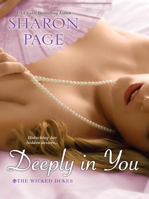 Title details for Deeply In You by Sharon Page - Available