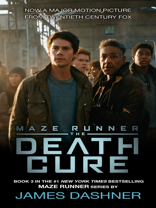 Title details for The Death Cure by James Dashner - Wait list