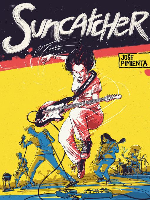 Title details for Suncatcher by Jose Pimienta - Available