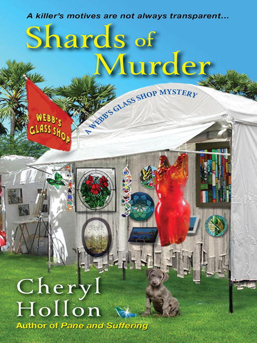 Title details for Shards of Murder by Cheryl Hollon - Wait list