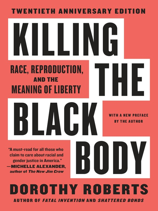 Cover of Killing the Black Body