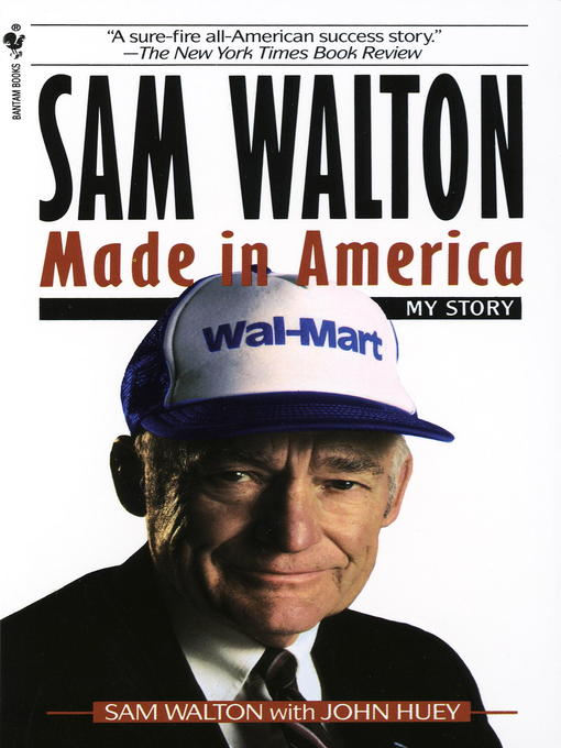 Title details for Sam Walton by Sam Walton - Wait list